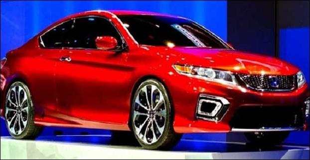 Honda Accord 2016 version