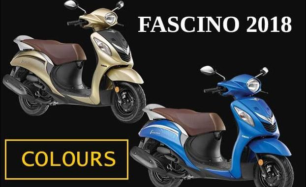 Fascino New Colours in 2018