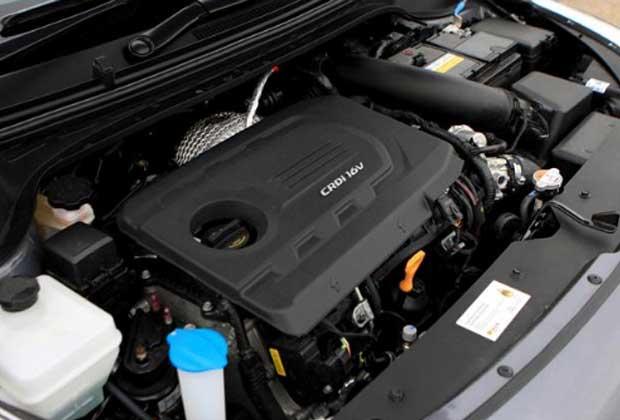 Hyundai i20 2018 model engine in India