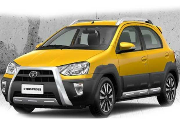 Toyota Etios crossover performs better in safety standards