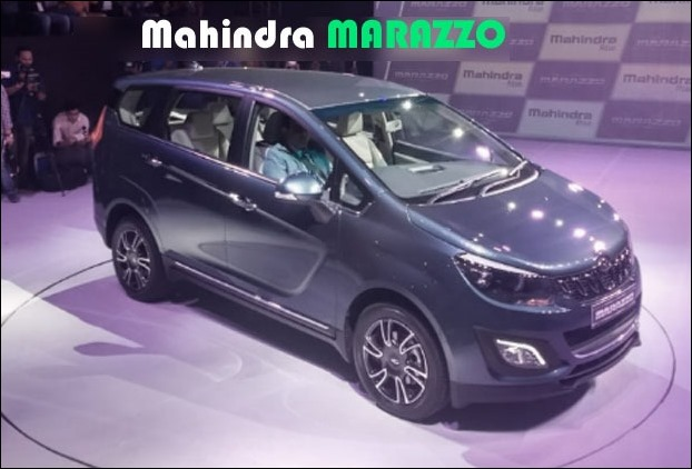 Marazzo is the longest and widest mpv mahindra with 17 inch alloy wheels