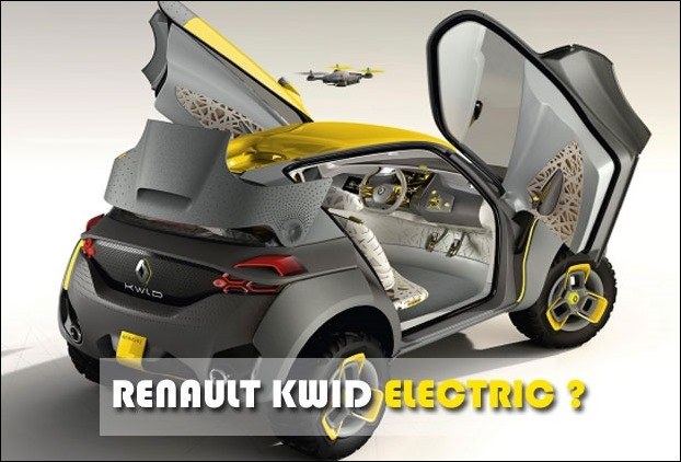 Renault Kwid Electric