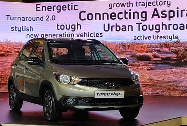 The 1200 cc, Tata Tiago NRG is the latest entry among best crossover cars in India under 10 lakhs price segment.