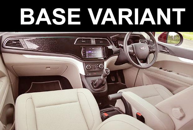 Marazzo MPV M4 base variant misses vital features