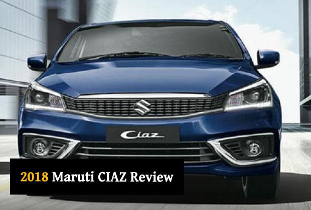 Maruti Suzuki Ciaz hybrid 2018 review