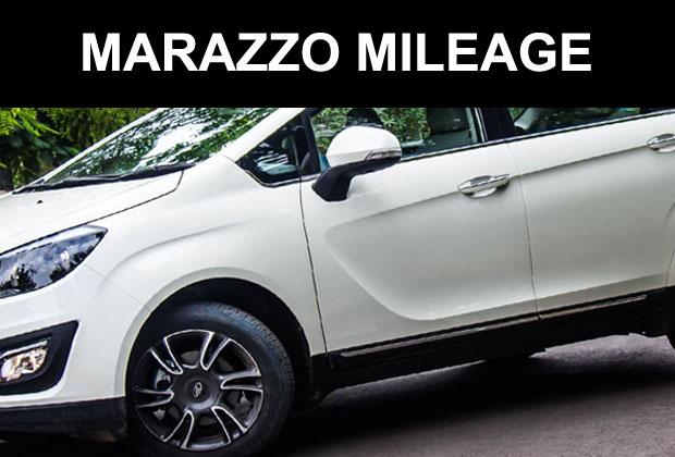 Mahindra Marazzo ARAI Mileage and Real World Mileage