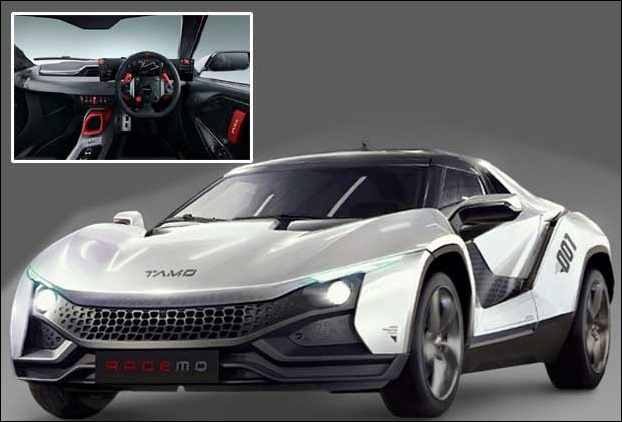 Inexpensive 2 Seat Sports Car Tamo Racemo makes a debut at Zeneva Motor Show