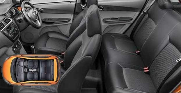 Tata Tiago is a 5 seater car