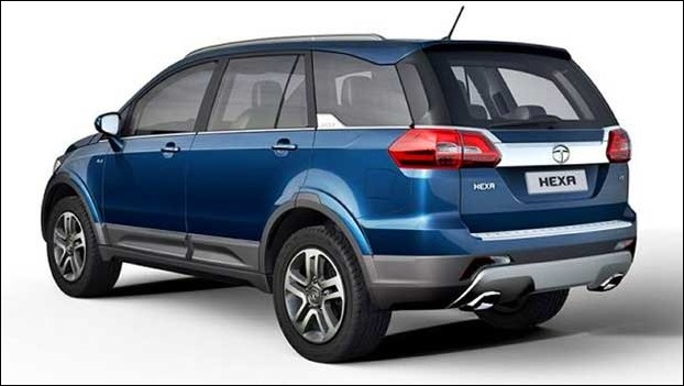 Tata S New Suv Hexa Launched In And Seat Options With Base