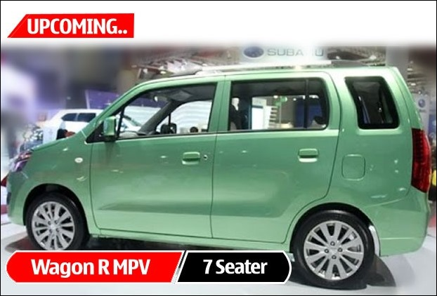 Wagon R 7- seater MPV is also expected to be launched by the company in India