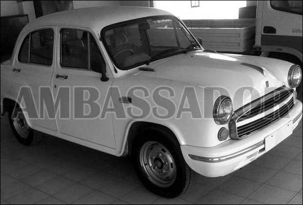 Hindustan Ambassador Car