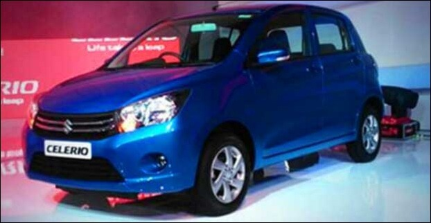 Maruti Celario - The budget automatic transmission car India