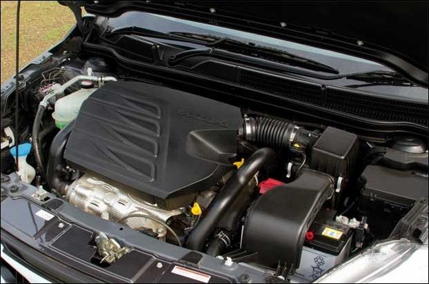 Maruti Suzuki Vitara Brezza comes with  five-speed manual transmission