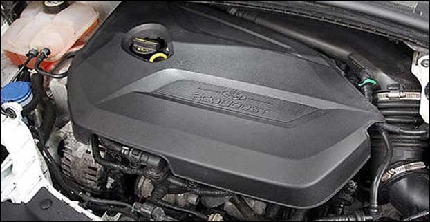 turbocharged, EcoBoost petrol engine in Ford Ecosport