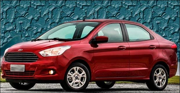 Fords Best Mileage Diesel Sedan :Ford Aspire