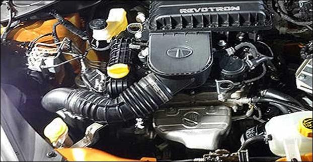 Revotron petrol engine in Tata Tiago