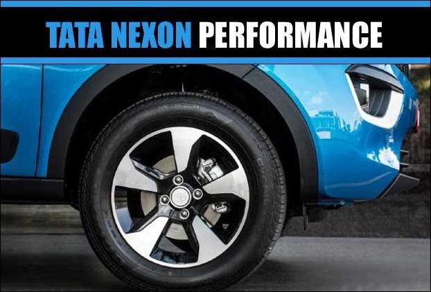Performance  review of Tata Nexon