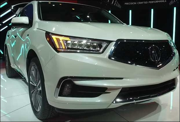Acura Sports Hybrid Model Debut 2017