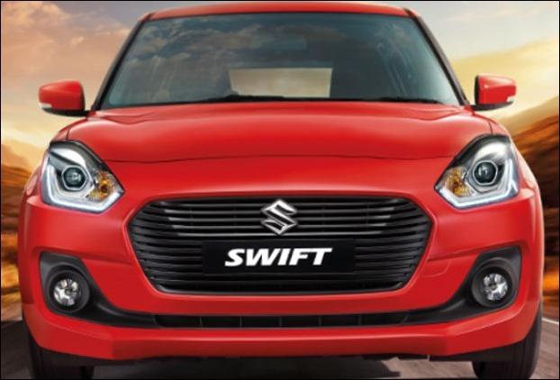 Maruti Suzuki Swift 2018 new model