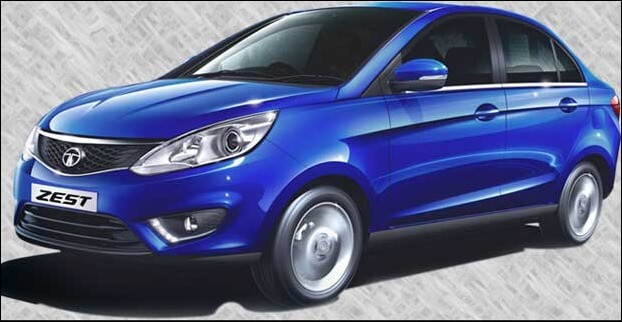 AMT Version of Tata Zest