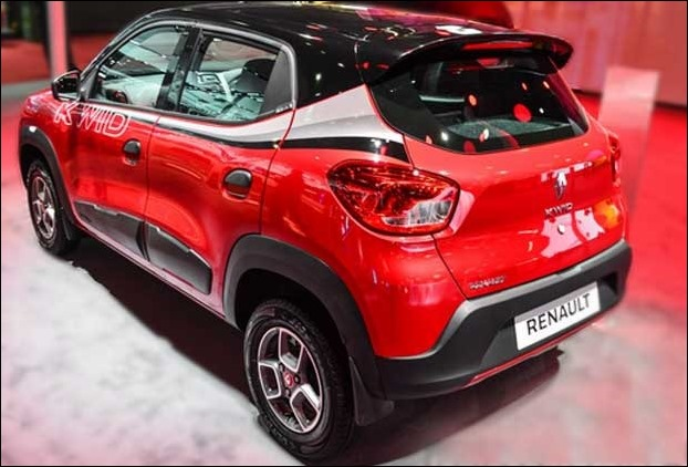 Nick name 'Baby Duster' the Reanult Kwid has been consistently performing well alarming Maruti Alto's position