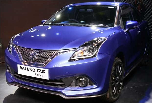 Maruti will launch the new model of Baleno 'RS' in 2017
