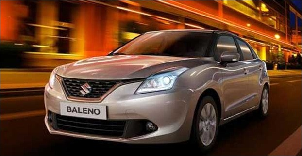 Suzuki Baleno 'Maruti YRA' Production Begins in India