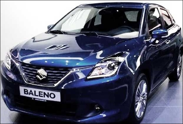 Maruti BAleno of 2017 launched in India