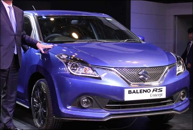 Baleno RS 2017 will be introduced with smaller more powerful booster jet 1.0L petrol engine