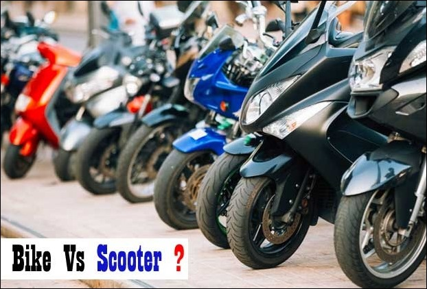 Buy a bike or a scooter !