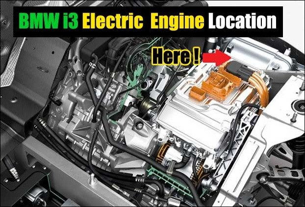 BMW i3 has 170  Horse Power Electric Engine