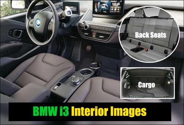 BMW i3 Interior Image