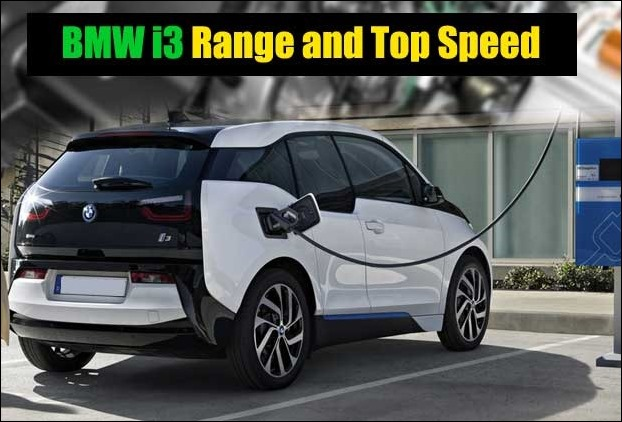 3 Bmw I3 Range And Top Sd