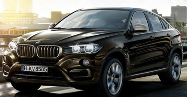 BMW X6 facelift launched in India at RS. 1.15 crore