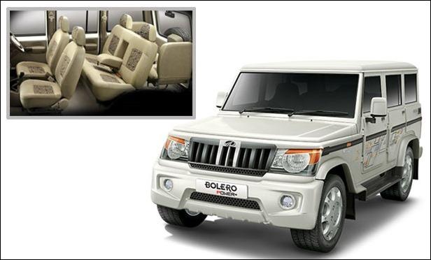 Bolero Plus Seats and Length