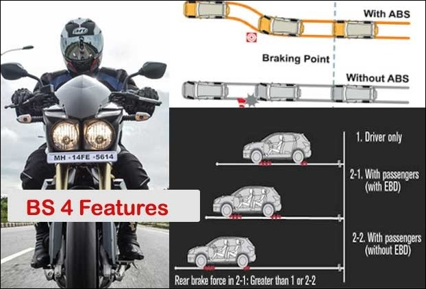 Top 4 BS IV Safety Features