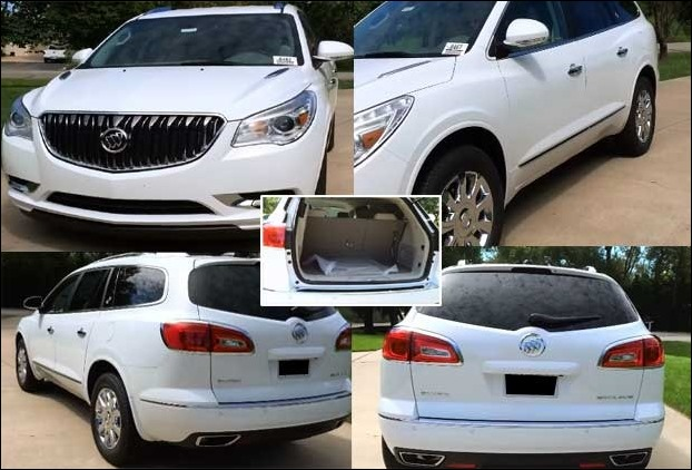 Buick Enclave Known for its gorgeous look needs modern age change