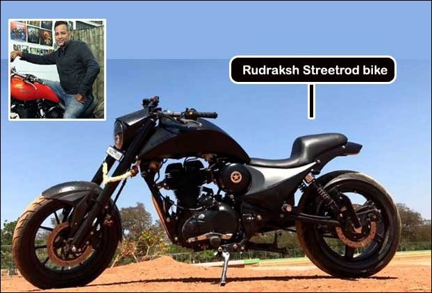 Modify Thy Bike ! India's famous custom motorcycle studios