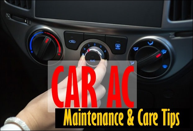 Car AC Maintenance & Care Checklist
