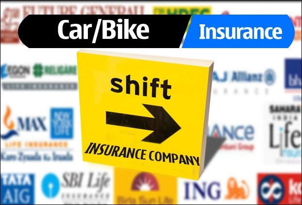 Changing the Insurance company for your vehicle online