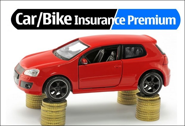 Ascertaining the premium amount for car/bike insurance