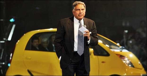 Ratan Tata admins Nano branding as the cheapest car