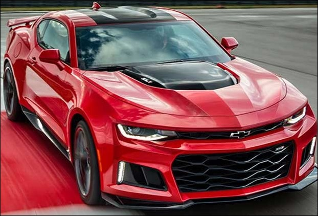 Chevy Camaro ZL1 top speed hit 200+ mark in Germany