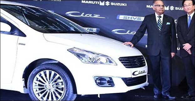 Ciaz diesel hybrid launched by Maruti
