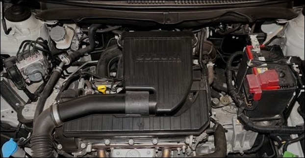 maruti Ciaz's petrol engine is powered by a 1.4 litre, 1373 cc, 4-cylinder, VVT, K-Series motor