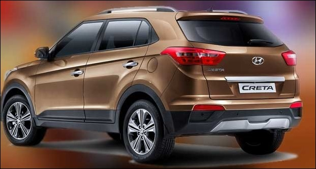 Hyundai Creta new colour option 'Earth Brown' was also introduced in the new offering