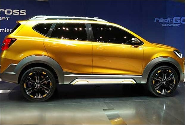 Datsun will launch Go Cross Suv in India this year
