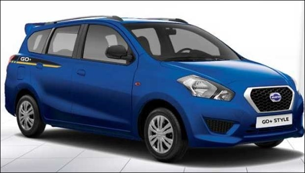 7 seater Datsun GO Plus 'Style' special editions launched