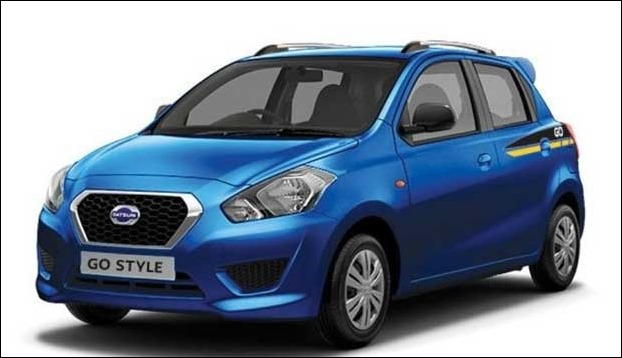 Datsun GO 'Style' special editions launched