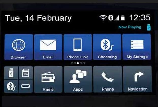 New Honda WR-V will get a new digital infotainment system